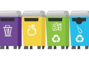 Как правилно да рециклираме и изхвърляме битов отпадък